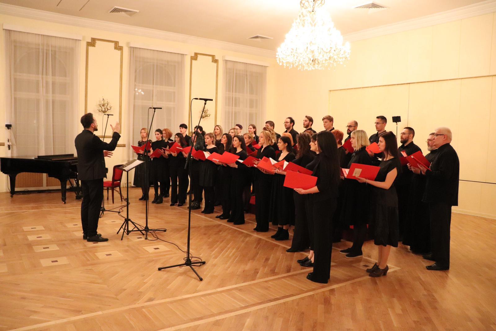 Velika audicija Gradskog hora Beograd i Dečijeg hora Beograd