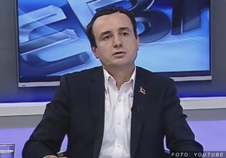 DEBAKL KURTIJA NA IZBORIMA Stranka kosovskog premijera nije pobedila ni u jednoj opštini, odbio da izađe pred medije