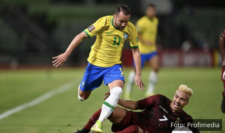 KVALIFIKACIJE ZA MUNDIJAL U KATARU: Brazil preokrenuo protiv Venecuele, remi Argentine i Paragvaja