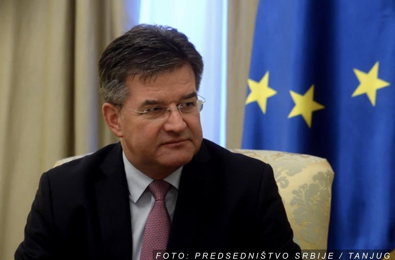 LAJČAK U VAŠINGTONU Prvi put kao specijalni predstavnik EU