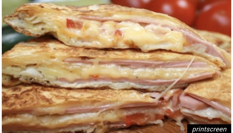 JEDNOSTAVNO, BRZO I UKUSNO! Pogledajte recept za doručak koji se sam pravi!
