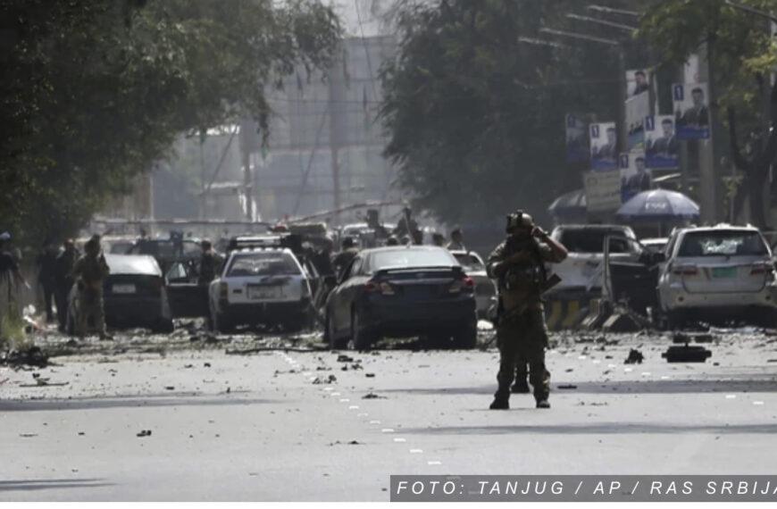 Snažna eksplozija u džamiji u Avganistanu: Ima žrtava, strahuje se od VELIKOG BROJA MRTVIH (FOTO, VIDEO)