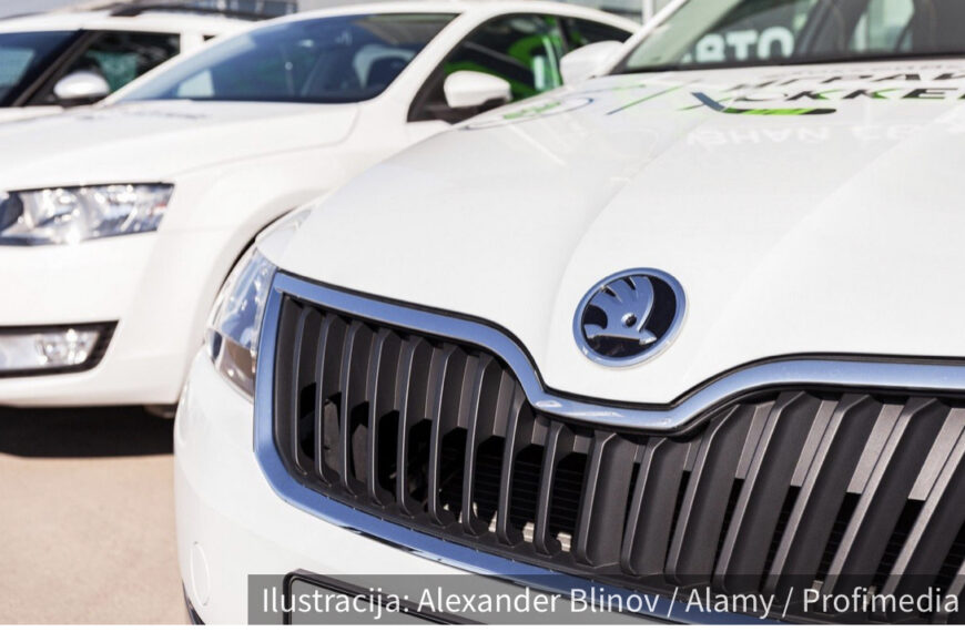Nova Škoda Superb stiže 2024: Evo najvažnijih detalja o češkoj krstarici (FOTO)